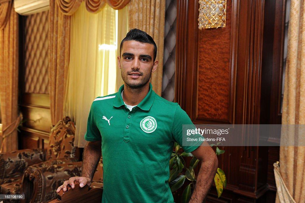 Ruslan Abishov Of Azerbaijan Premier League Team Khazar Lankaran On News Photo Getty Images