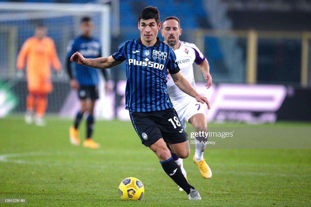 Atalanta Bergamo v Fiorentina - Serie A : News Photo