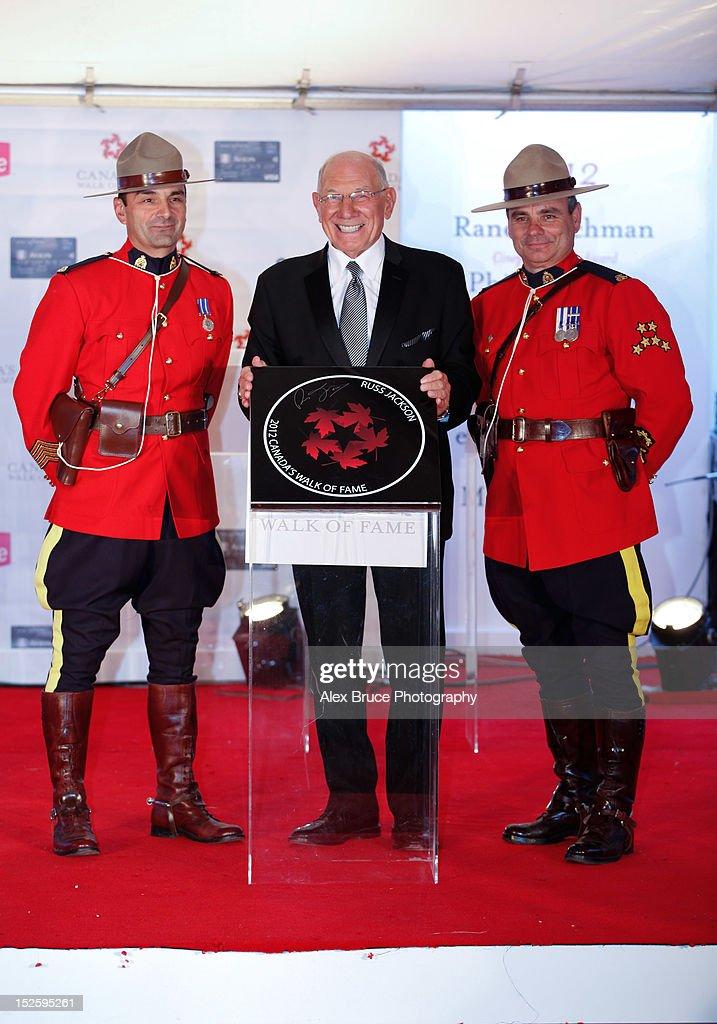 2012 Canada's Walk of Fame Awards : News Photo