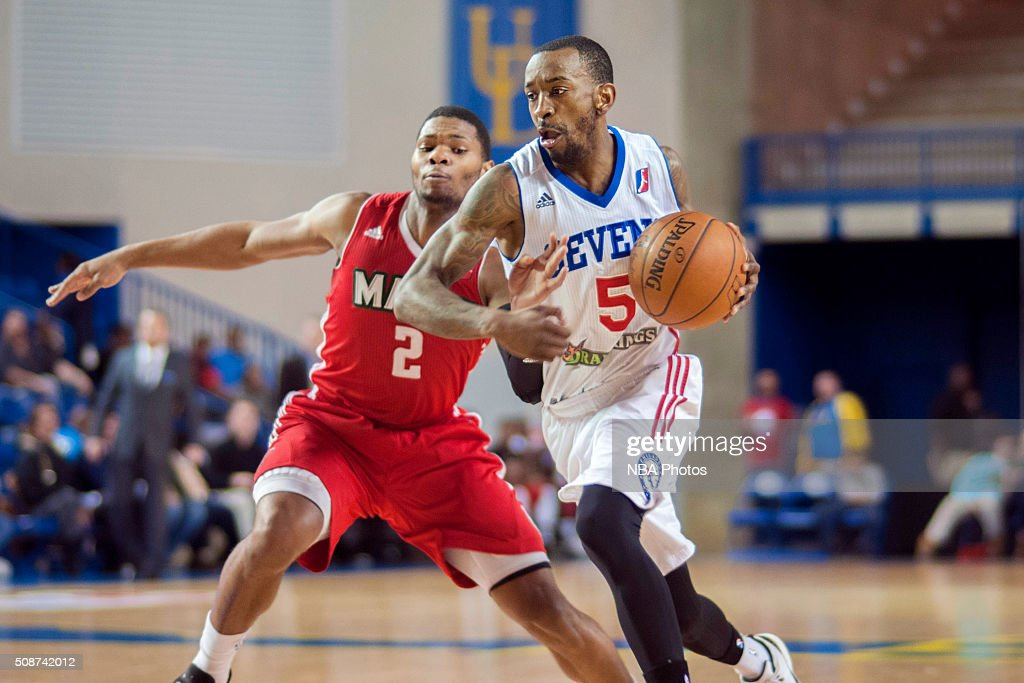 Maine Red Claws v Delaware 87ers