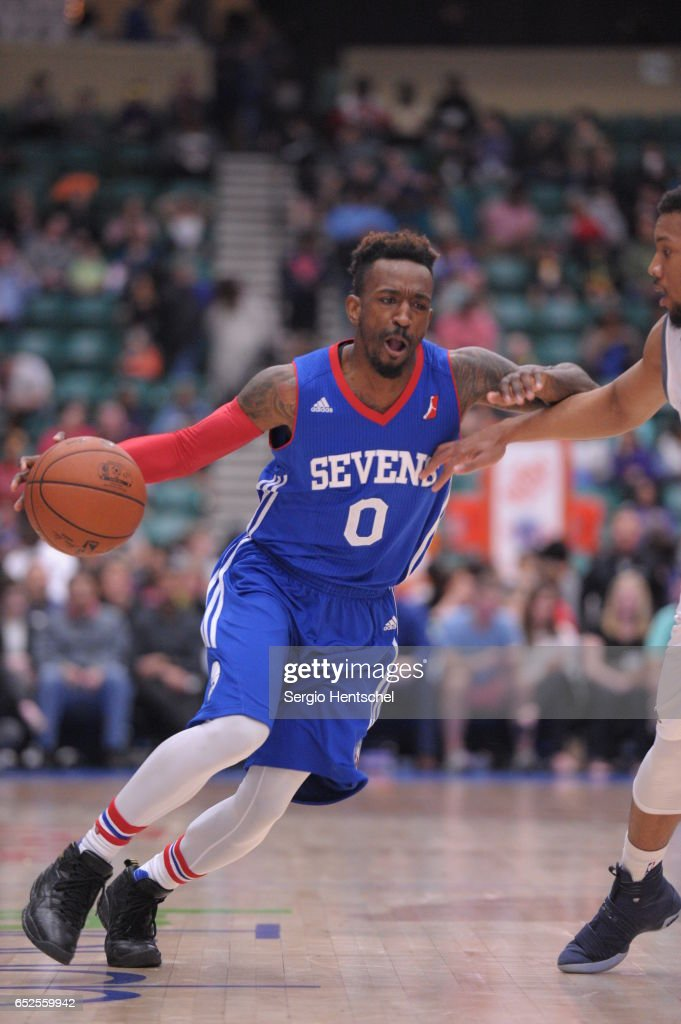Delaware 87ers v Texas Legends