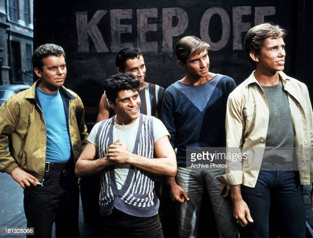 gang and west side story While west side story has always been considered a dark musical, under zambello's direction it becomes a fierce indictment on how our system turns kids into delinquents and delinquents into murderers and inevitably hardened felons not even the officer krupke scene stays just a goofy spoof.