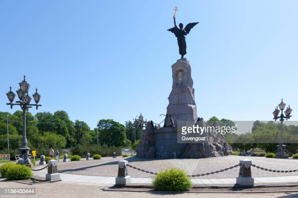 Memorial de Russalka em Tallinn