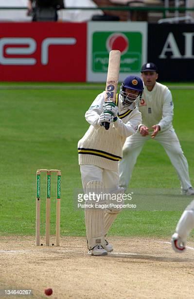 Russel Arnold England v Sri Lanka 3rd Test Old Trafford Jun 02