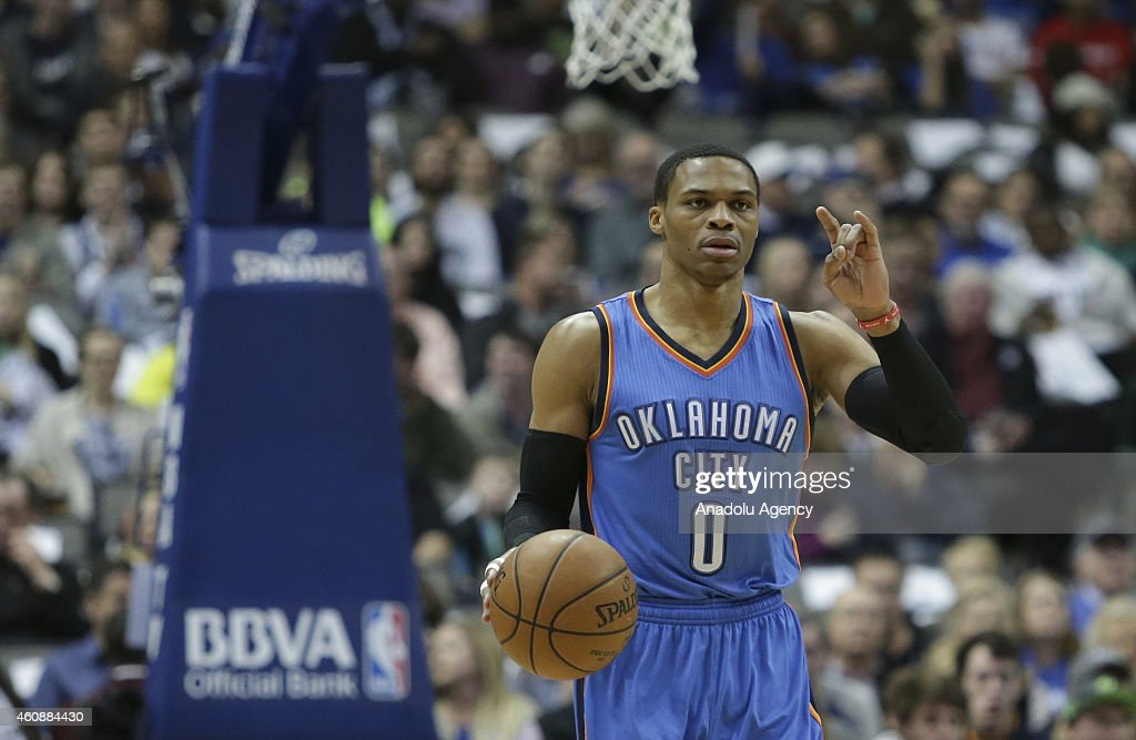 Oklahoma City Thunder v Dallas Mavericks : News Photo