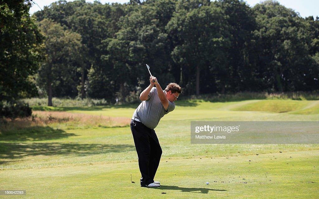 Glenmuir PGA Professional Championship : News Photo