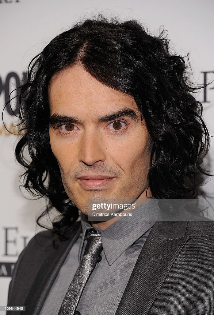 Russell Brand attend Cosmopolitan Magazine's Fun Fearless Males Of 2011 at The Mandarin Oriental Hotel on March 7, 2011 in New York City.