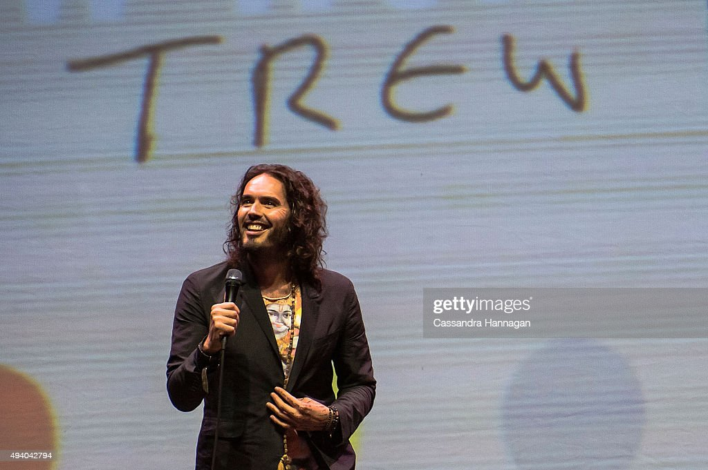 Russell Brand Trew World Order Tour