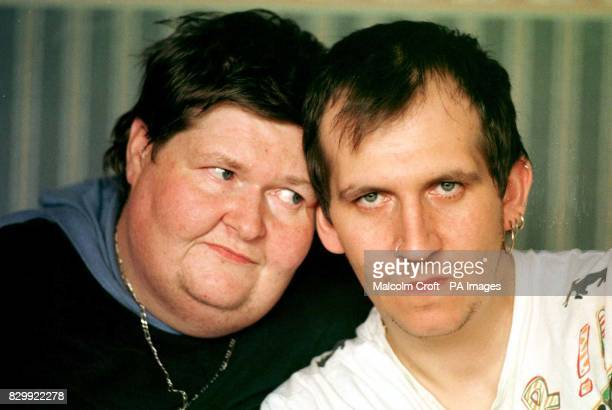 Russell Conlon and his partner 'Stephen' from Collyhurst Manchester who are trying to find a surrogate mother to have a baby for them after...