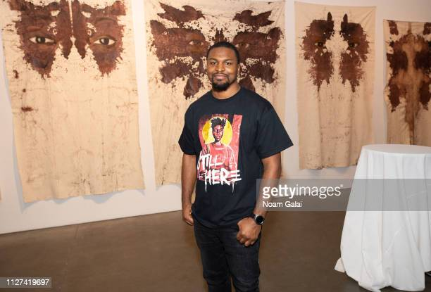 Russell Craig attends The OG Experience by HBO at Studio 525 on February 23 2019 in New York City