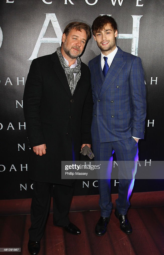 "Irish Premiere of ""Noah"""