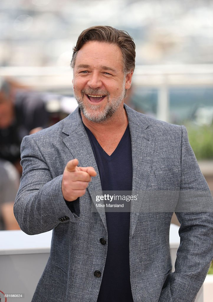 """The Nice Guys "" - Photocall - The 69th Annual Cannes Film Festival"