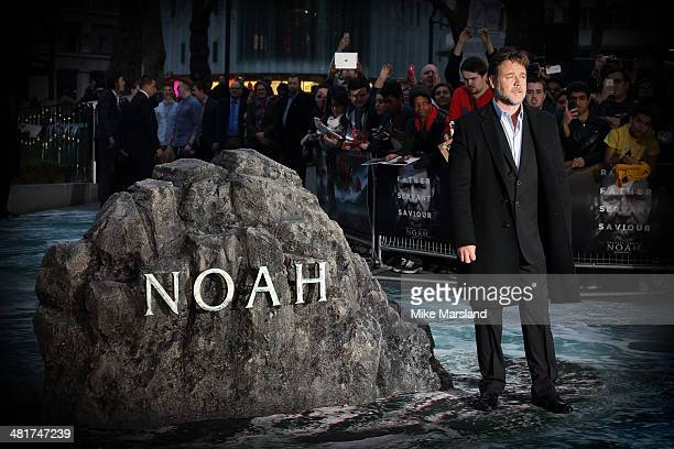 3 954 Noah 2014 Film Photos And Premium High Res Pictures Getty Images