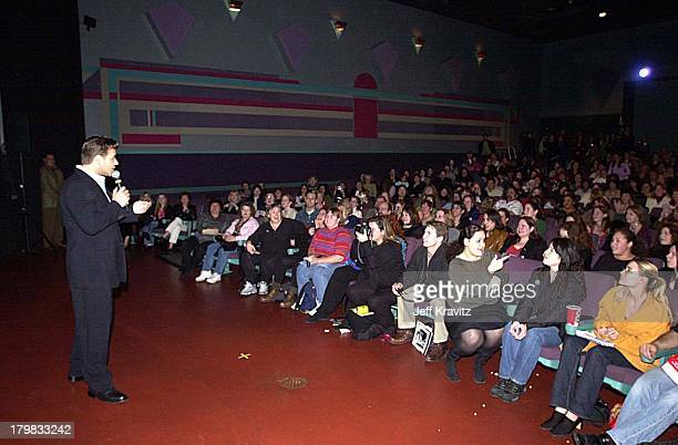 Russell Crowe during Russell Crowe at a Special Screening of Dreamworks' Gladiator in Los Angeles California United States