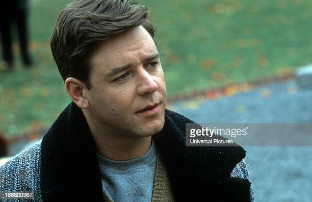 Russell Crowe in a scene from the film 'A Beautiful Mind' 2001