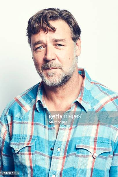 Russell Crowe is photographed for Warner Bros on March 9 2016 in Los Angeles California PUBLISHED IMAGE