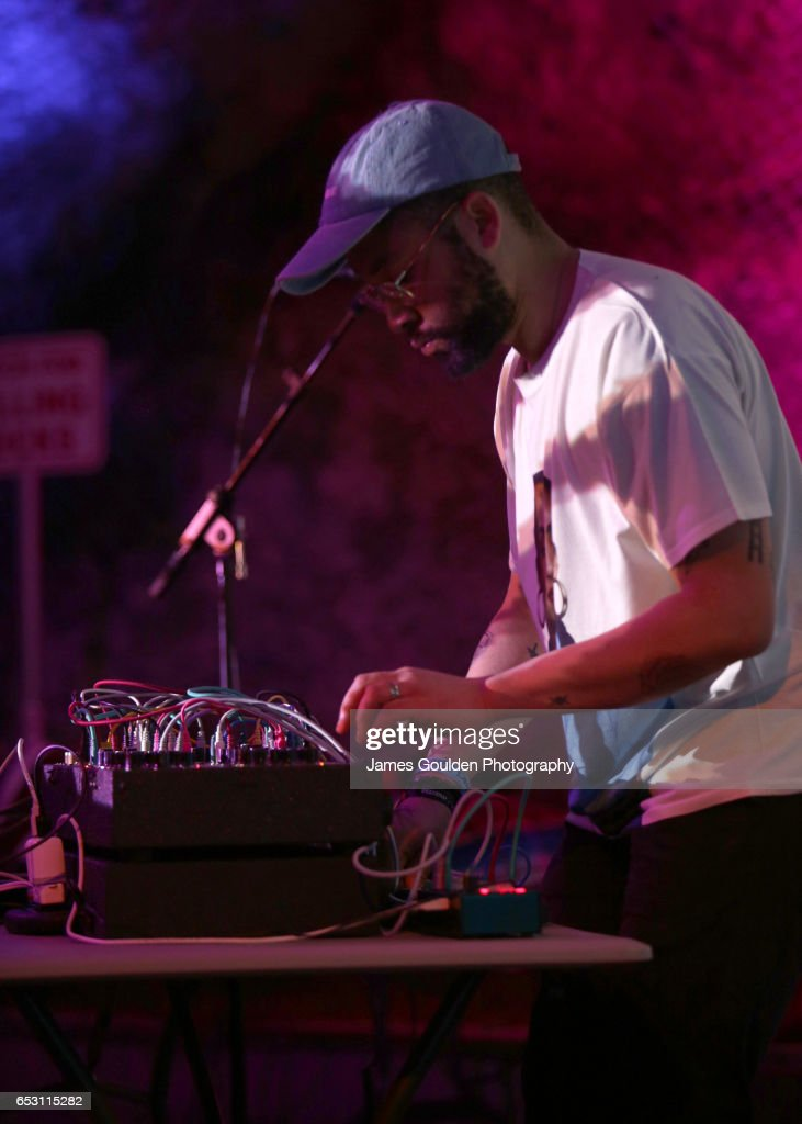 Russell E. L. Butler performs onstage at Moogfest during 2017 SXSW Conference and Festivals at Cheer Up Charlie's on March 13, 2017 in Austin, Texas.