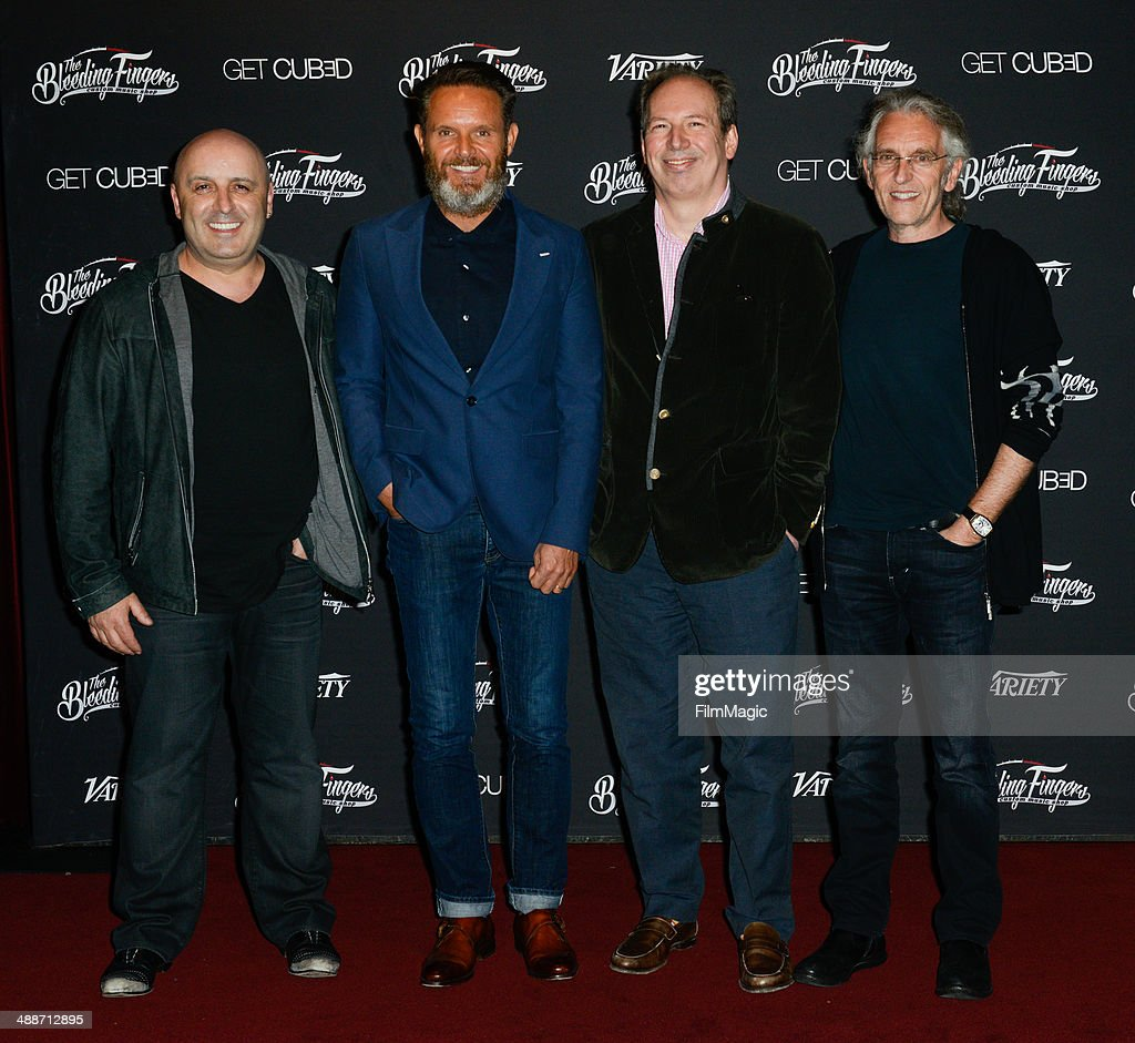 The Bleeding Fingers Custom Music Shop Launch Party With Hans Zimmer ...