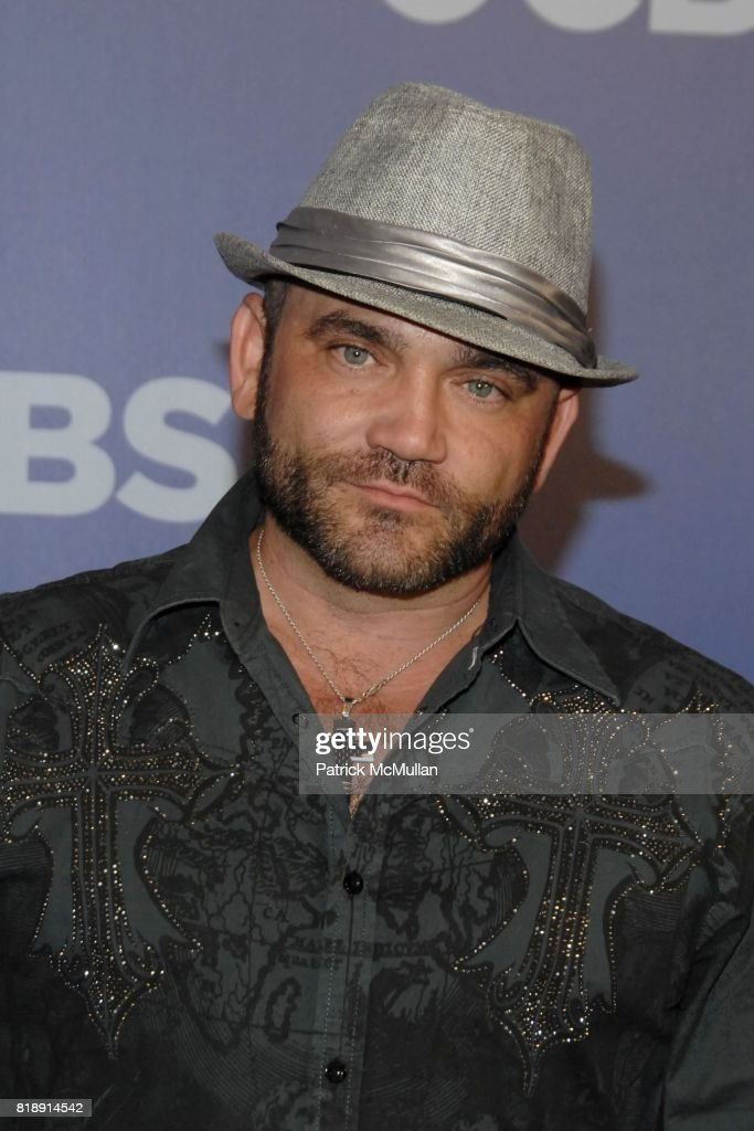 Russell Hantz attends CBS UPFRONT 2010 at Damrosch Park on May 19, 2010 in New York City.