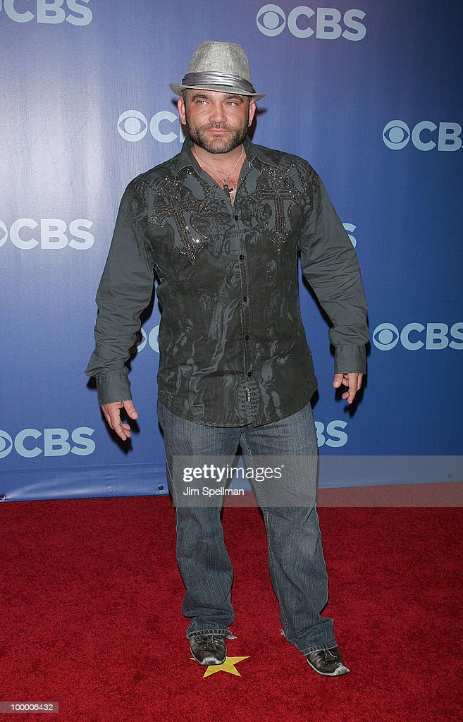 Russell Hantz attends the 2010 CBS Upfront at The Tent at Lincoln Center on May 19, 2010 in New York City.