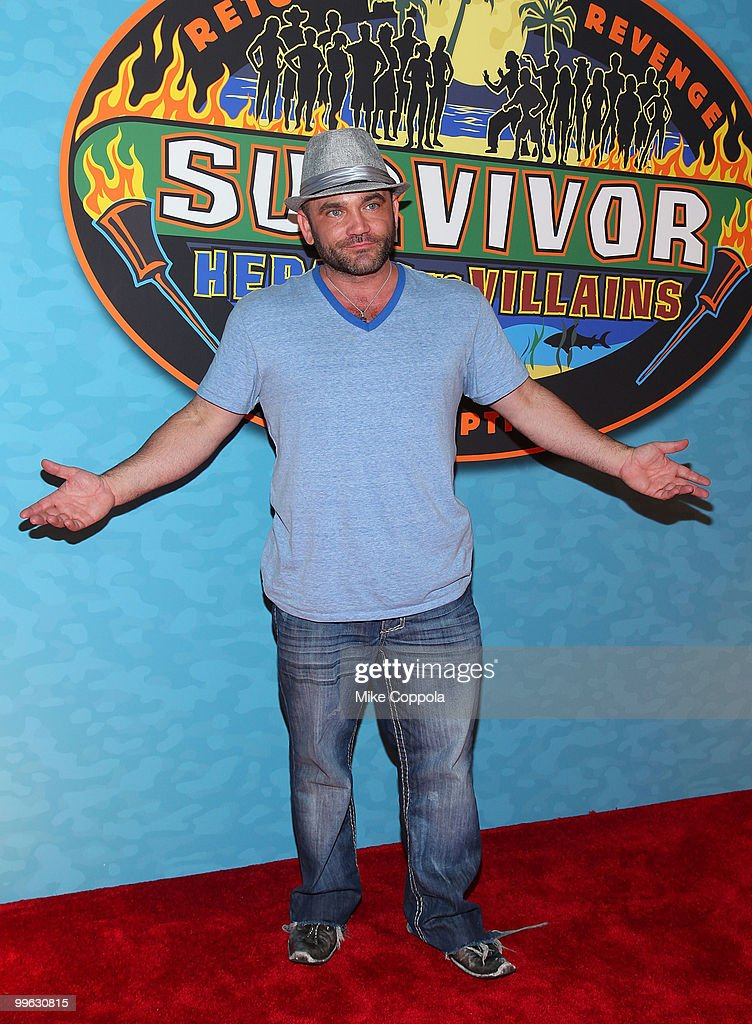 Russell Hantz Attends The Survivor Heroes Vs Villains Finale Reunion Show At Ed