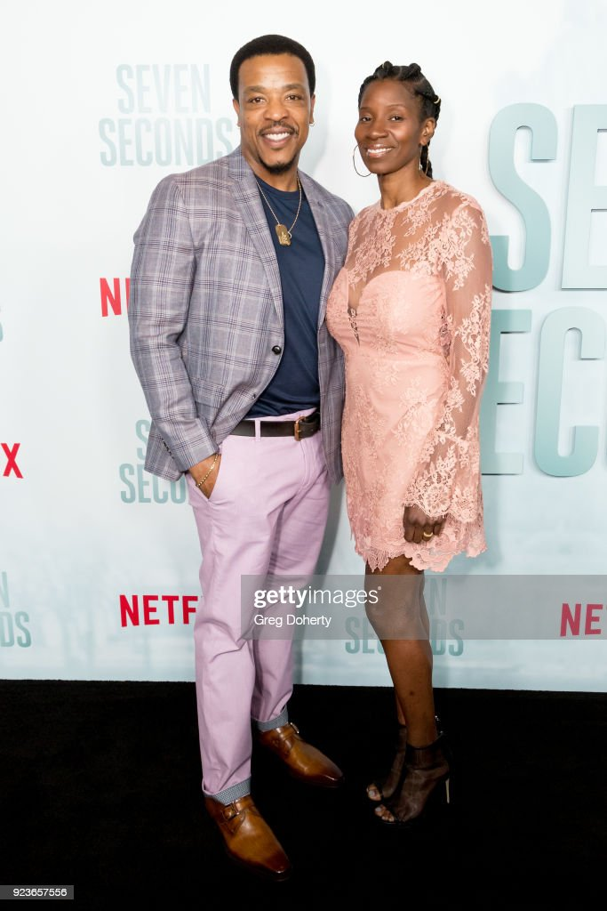 "Premiere Of Netflix's ""Seven Seconds"" - Arrivals"
