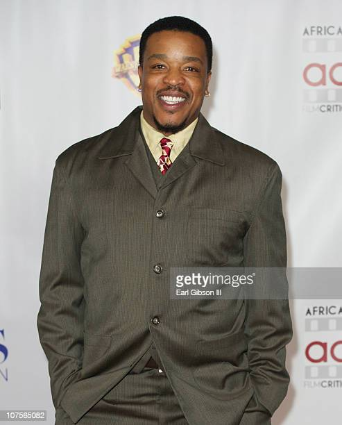 Russell Hornsby appears on the red carpet at the 2nd Annual AAFCA Awards on December 13 2010 in Los Angeles California