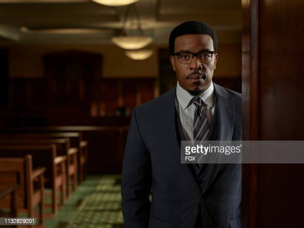 Russell Hornsby as Easy Boudreau in PROVEN INNOCENT premiering Friday Feb 15 on FOX