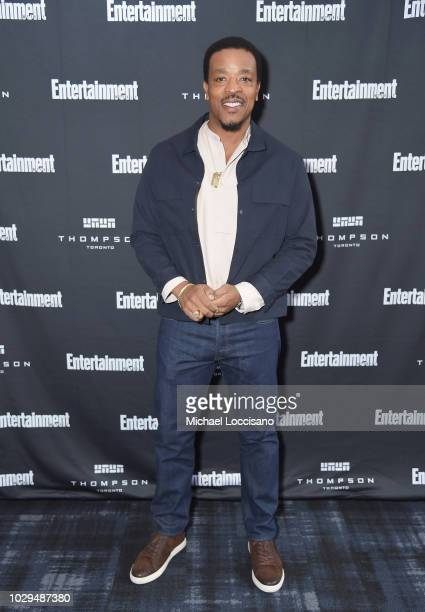 Russell Hornsby attends Entertainment Weekly's Must List Party at the Toronto International Film Festival 2018 at the Thompson Hotel on September 8...