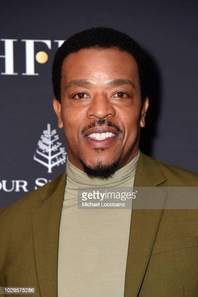 Russell Hornsby attends The Hollywood Foreign Press Association and InStyle Party during 2018 Toronto International Film Festival at Four Seasons...