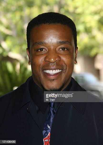 Russell Hornsby during Disney Channel and ABC Family Host CNG Winter Press Tour at The Ritz-Carlton in Pasadena, California, United States.