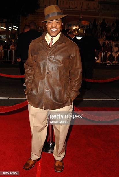 Russell Hornsby during Paramount Pictures' Get Rich or Die Tryin' Los Angeles Premiere Arrivals at Grauman's Chinese Theatre in Hollywood California...