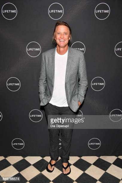 Russell James attends the 'American Beauty Star' premiere at Gramercy Terrace at The Gramercy Park Hotel on September 19 2017 in New York City
