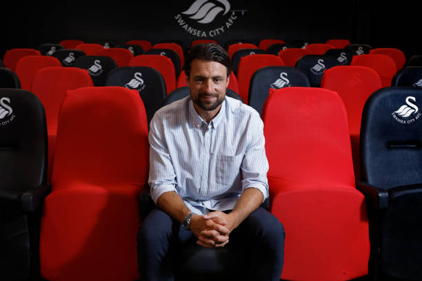 GBR: Swansea City AFC Announce Russell Martin As Manager