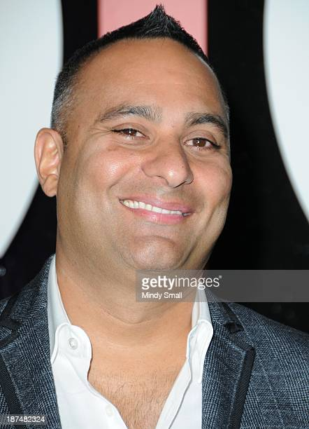 Russell Peters arrives at the Soul Train Awards 2013 at the Orleans Hotel Casino on November 8 2013 in Las Vegas Nevada