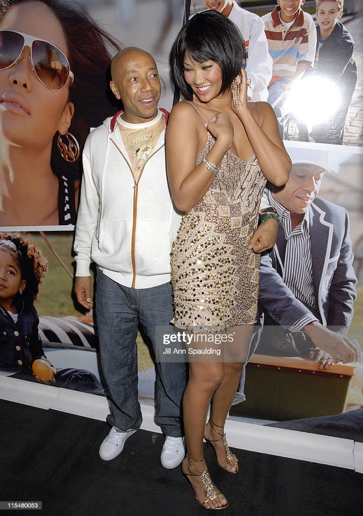 Baby Phat and Phat Farm Fifteenth Anniversary at Tryste Nightclub - February 14, 2007 : News Photo