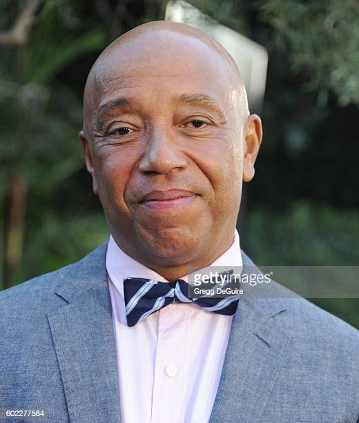 Russell Simmons arrives at Mercy For Animals Hidden Heroes Gala 2016 at Vibiana on September 10, 2016 in Los Angeles, California.