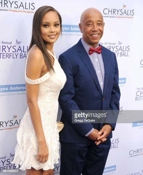 Russell Simmons arrives at the 16th Annual Chrysalis Butterfly Ball at a private residence on June 3 2017 in Brentwood California