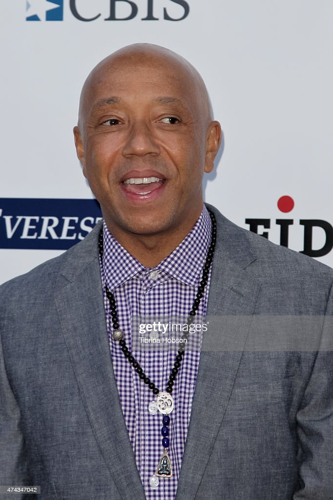 Russell Simmons attends the 17th annual CAST from slavery to freedom gala May 21, 2015 in Los Angeles, California.