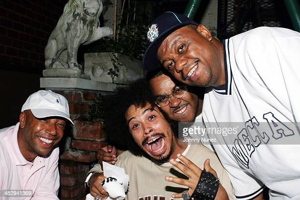 Russell Simmons, Bizarre Royale, Teddy Ted and Special K