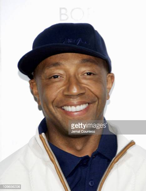 Russell Simmons during SAAB Introduces Their New Concept Vehicle The Aero X and Announces Their Philanthropic Partnership With Angel Flight America...