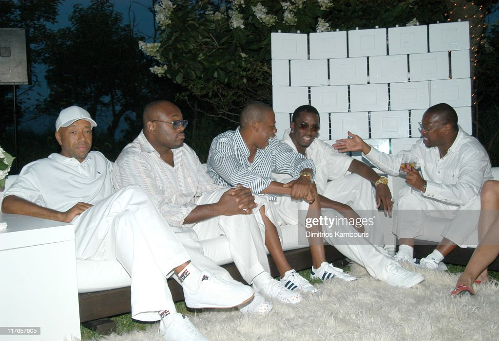 Absolut White Party 2003