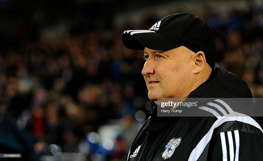Cardiff City v Shrewsbury Town - The Emirates FA Cup Third Round
