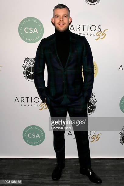 Russell Tovey attends the 35th Annual Artios Awards at Stage 48 on January 30 2020 in New York City