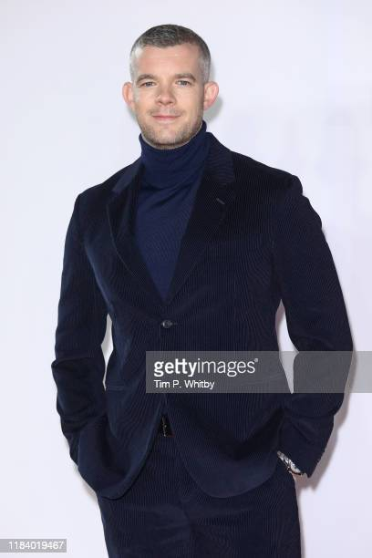 Russell Tovey attends The Good Liar World Premiere at BFI Southbank on October 28 2019 in London England