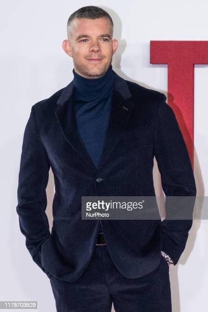 Russell Tovey attends The Good Liar World Premiere at the BFI Southbank London UK on 28 October 2019