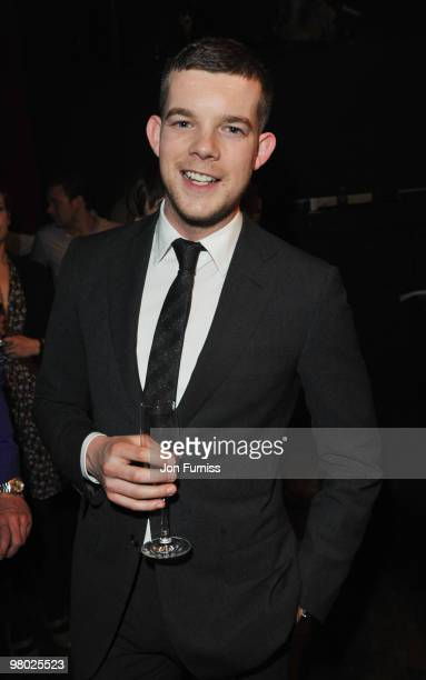 Russell Tovey attends the ICA fundraising gala at KOKO on March 24 2010 in London England