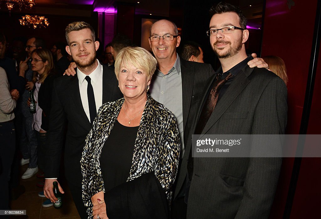 """""""The Pass"""" - UK Film Premiere - After Party : News Photo"""