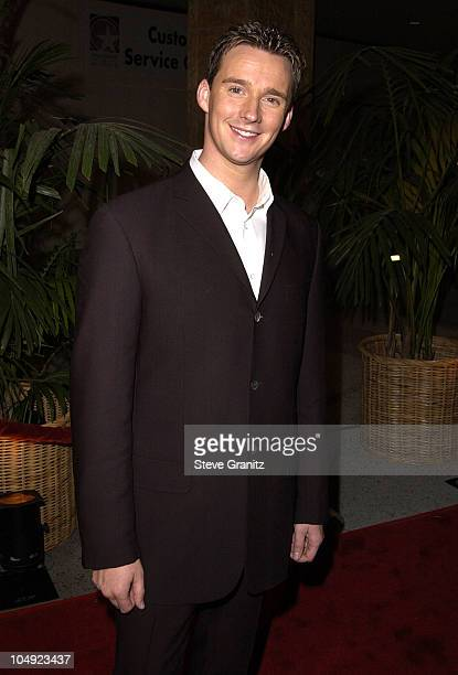 Russell Watson during Fulfillment Fund Honors Jeffrey Katzenberg at Stars 2001 Benefit Gala at Hollywood Highland in Hollywood California United...