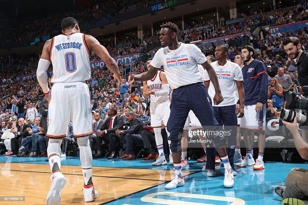 Phoenix Suns v Oklahoma City Thunder